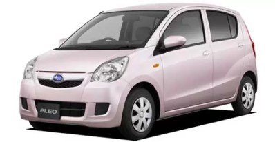 Subaru Pleo 2016 price and specification