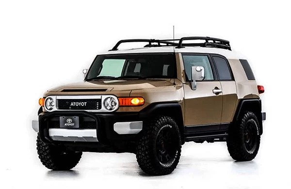 toyota fj cruiser 2016 price specifications features video. Black Bedroom Furniture Sets. Home Design Ideas
