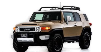 Toyota FJ Cruiser 2016 price and specification