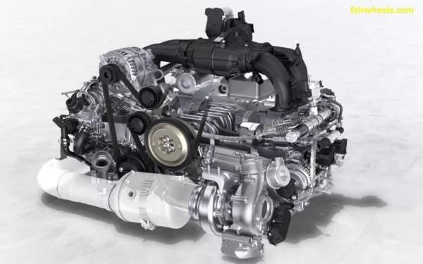 Porsche-Roadster-Boxster-2017-engine