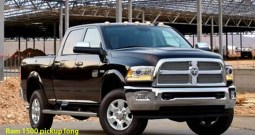 Ram 1500 Long Horn 4×2 Crew Cab 6.4 Box 2017