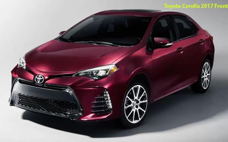 Toyota corolla new model 2017 in pakistan