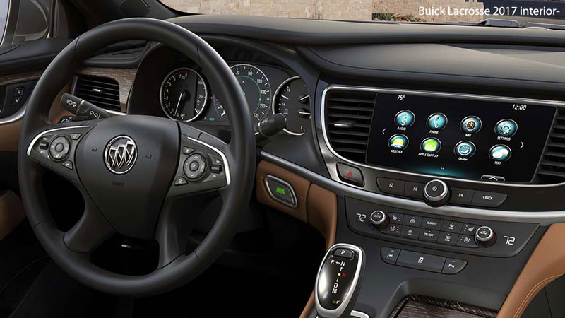 buick lacrosse fwd 2017 price specifications overview. Black Bedroom Furniture Sets. Home Design Ideas
