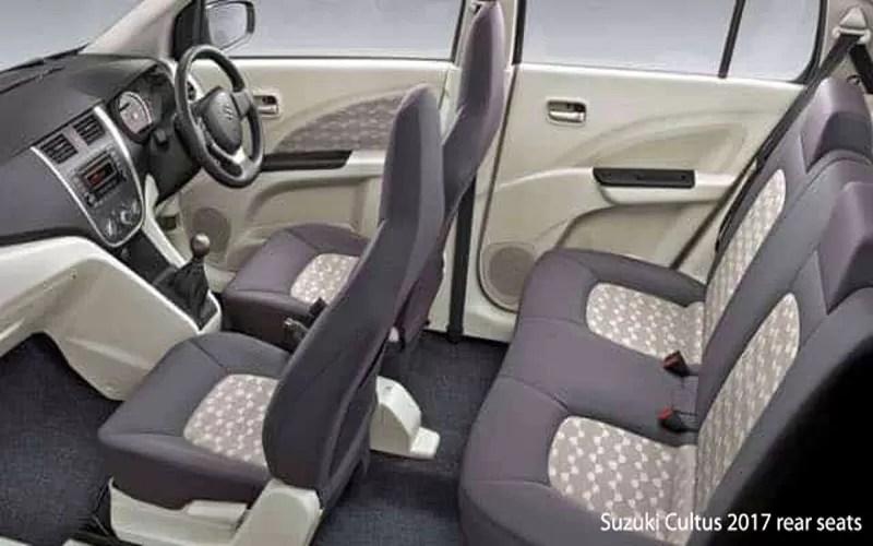 Corolla Vs Civic 2017 >> Suzuki Cultus 2017 Price, Specifications & overview - fairwheels.com