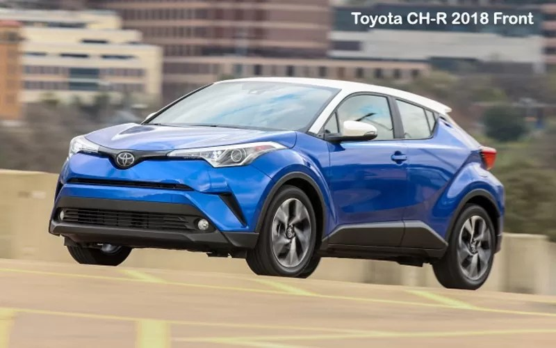 toyota ch r upcoming suv in pakistan for 2018. Black Bedroom Furniture Sets. Home Design Ideas