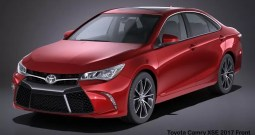 Toyota Camry XSE Automatic 2017