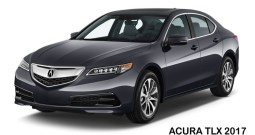 Acura TLX FWD V6 A Spec 2017