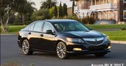 Acura RLX Sedan w/Technology Pkg 2017
