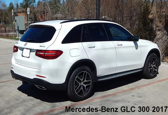 Mercedes Benz Glc 300 2017 Price Specifications