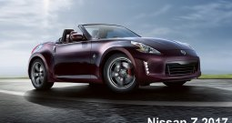 Nissan 370 Z Roadster Touring Sport Manual 2017