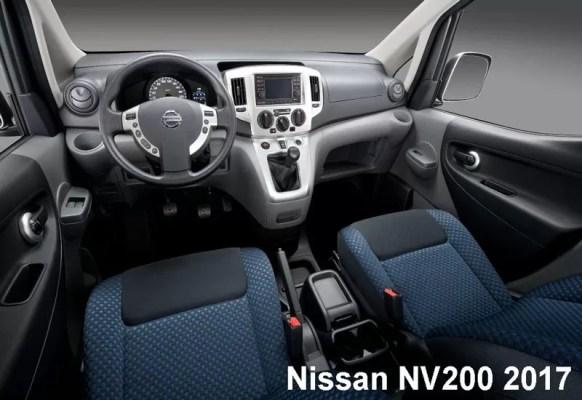 Nissan-NV200-2017-interior-view