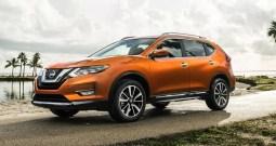 Nissan Rogue FWD SV 2017