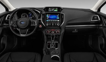 Subaru Impreza 2.0i 4-Door Manual 2017 full