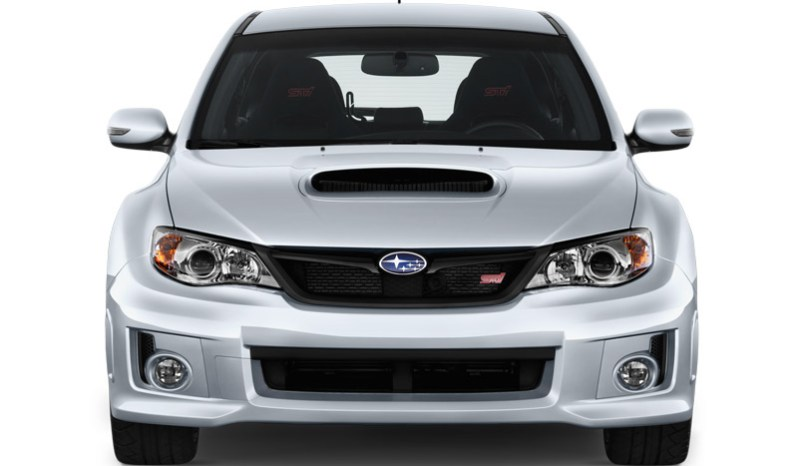 Subaru Impreza WRX Limited 5-Door Manual Wagon 2014 full