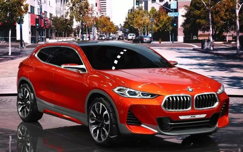 upcoming bmw x2 m sport x package for 2018 fairwheels. Black Bedroom Furniture Sets. Home Design Ideas