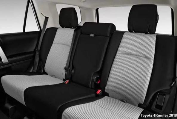Toyota-4Runner-2018-back-seats