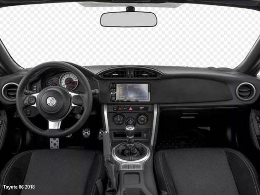Toyota-86-2018-steering-and-transmission