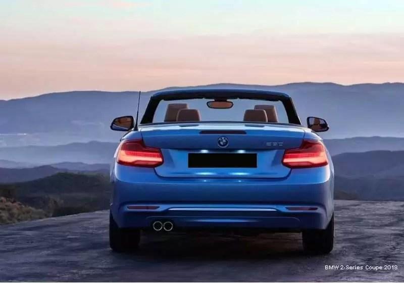 BMW Series I Coupe PriceSpecification Fairwheelscom - 2 series bmw price