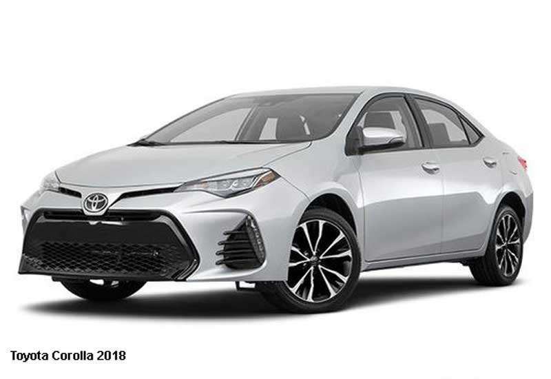 2017 toyota corolla se manual sedan
