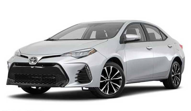 toyota corolla se manual 2018 price specification fairwheels. Black Bedroom Furniture Sets. Home Design Ideas