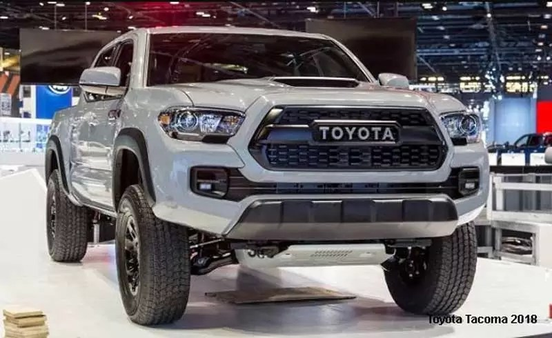 2017 Tacoma Trd Sport Price >> Toyota Tacoma Trd Sport Double Cab 6 Bed 4x4 At 2018 Price