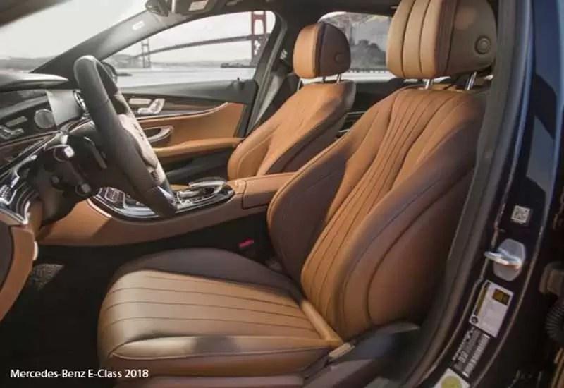 Mercedes Benz E Class E300 4matic Sedan 2018 Price