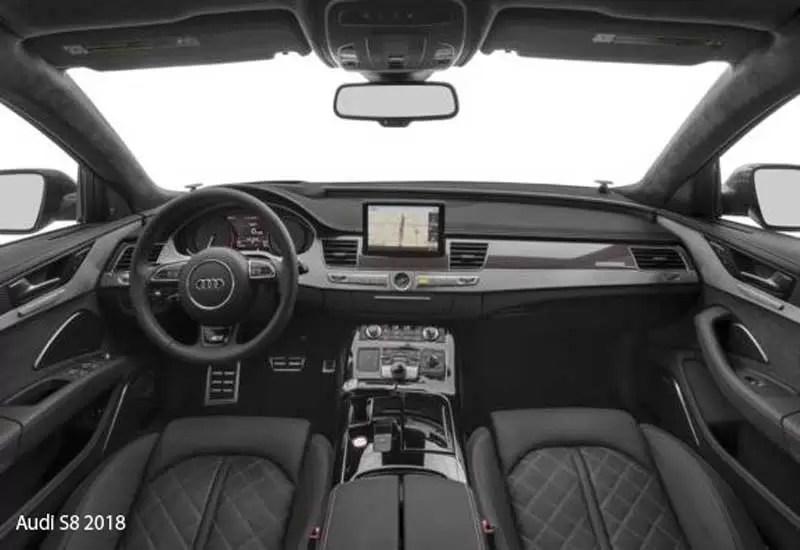 Audi S Pricespecifications Overview Fairwheelscom - 2018 audi s8