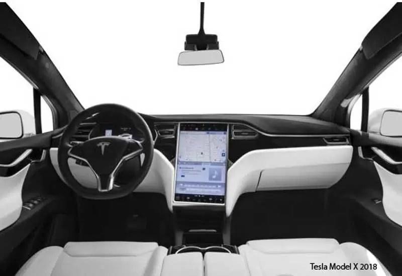 Tesla Model X 75D AWD 2018 Price,Specification - fairwheels