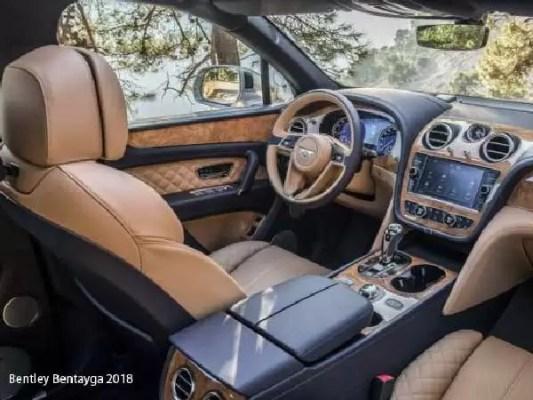 Bentley-Bentayga-2018-front-seats
