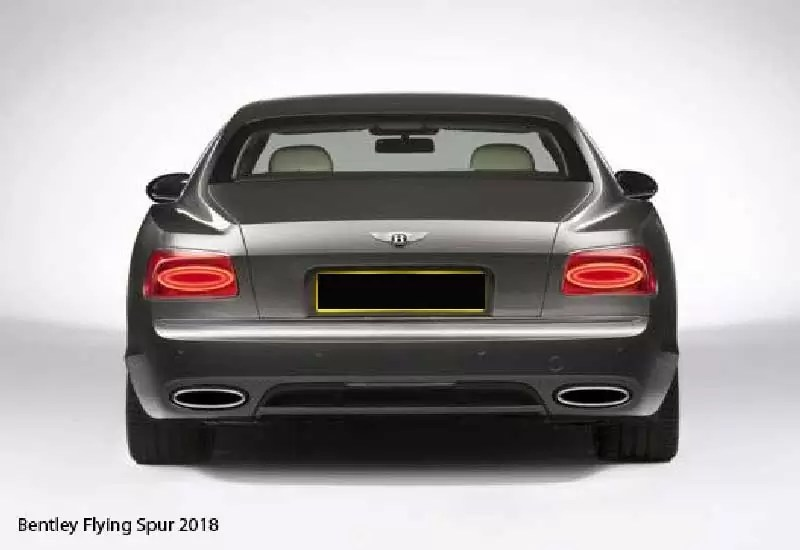 Bentley Flying Spur V8 2018 Price And Specification Fairwheels