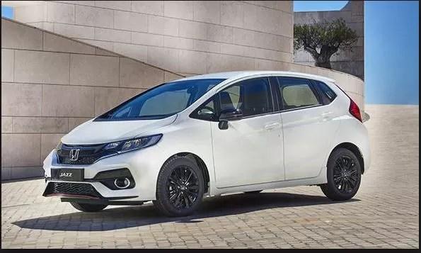 Honda Jazz Hatch Back Vehicle found in India