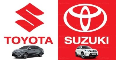 Cross Badging between Toyota and Suzuki – Baleno Cross Badged