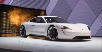 Porsche Taycan will release to beat the Tesla's Model S