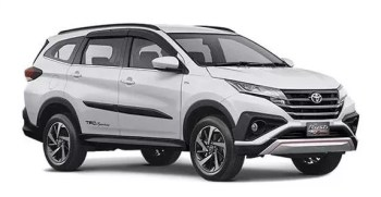 Toyota Rush is coming to Pakistan