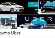 Toyota and UBER on the same Path for Autonomous cars