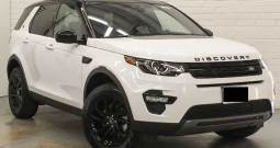 Land Rover Discovery Sport HSE Luxury 268Hp 4WD 2018 Price,Specifications