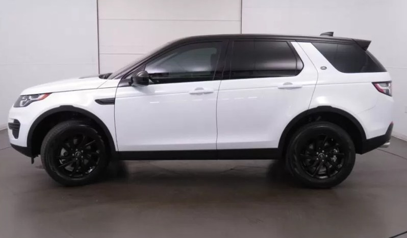 Land Rover Discovery Sport HSE Luxury 268Hp 4WD 2018 Price,Specifications full