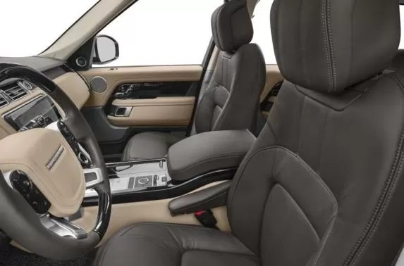 Land Rover Range Rover 2018 Front Seats