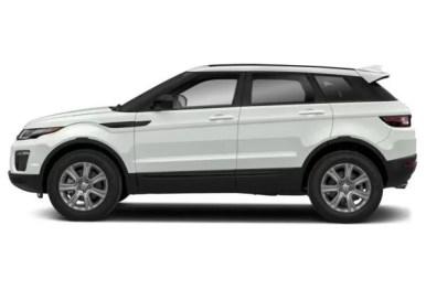 Land Rover Range Rover Evoque 2018 Side Image