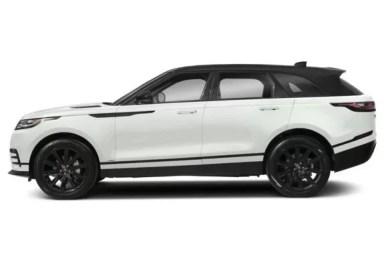 Land Rover Range Rover Velar 2018 Side Image