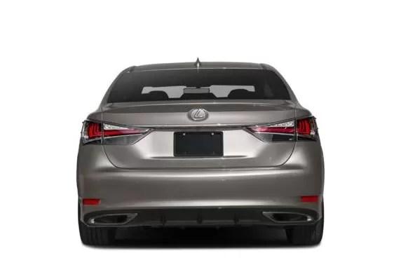 Lexus GS 2018 back image