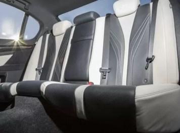 Lexus GS F 2018 Back Seats