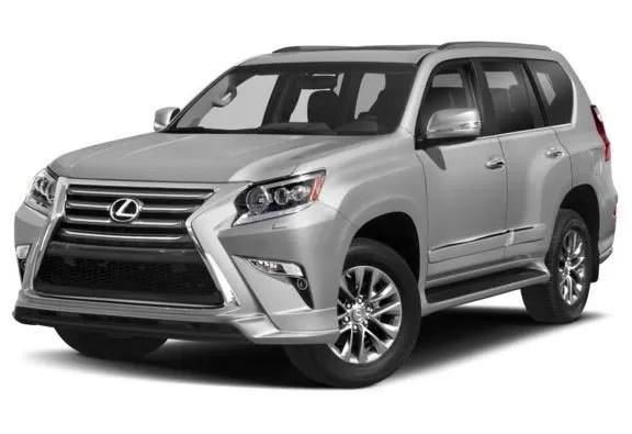 Lexus GX 2018 Feature image