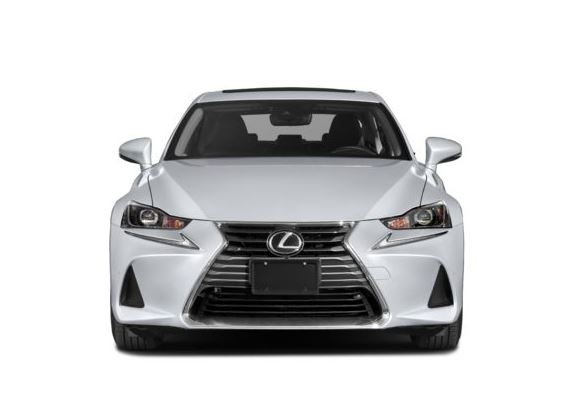 Lexus IS 2018 Front Image