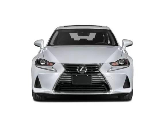 Lexus IS 2018 Front Image