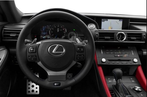 Lexus RC F RWD 2018 Price,Specifications full