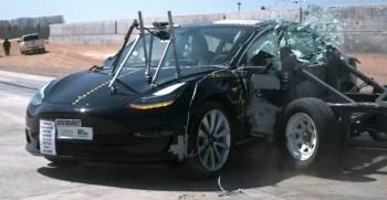 Tesla Model 3 is the safest car of the Tesla by US Traffic safety association