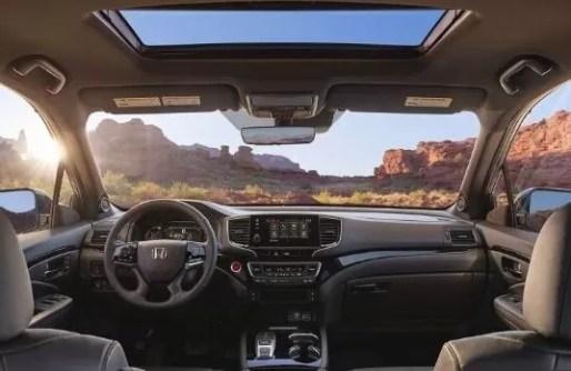 2019 Honda Passport Interior is roomy than any other SUV of Honda Company