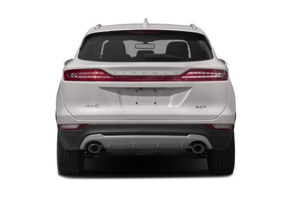 Lincoln MKC 2018 Back Image