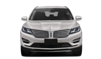 Lincoln MKC Reverse FWD 2018 Price,Specifications full